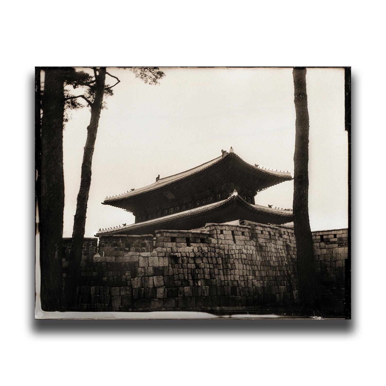 Seoul・ Heunginjimun=East Great Gate)/ソウル・興仁之門(東大門)/서울・흥인지문(동대문)/首爾・興仁之門(東大門)