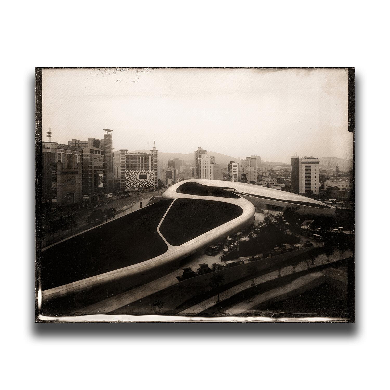 Seoul・Dongdaemun Design Plaza/ソウル・東大門デザインプラザ/서울・DDP/首爾・ 東大門設計廣場