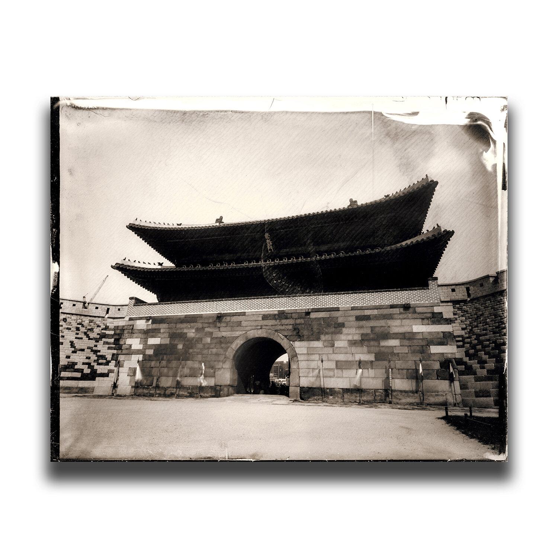 Seoul・ Sungnyemun=Gate of Exalted Ceremonies(Namdaemun=South Great Gate)/ソウル・崇礼門(南大門)/서울・숭례문(남대문)/首爾・崇禮門(南大門)