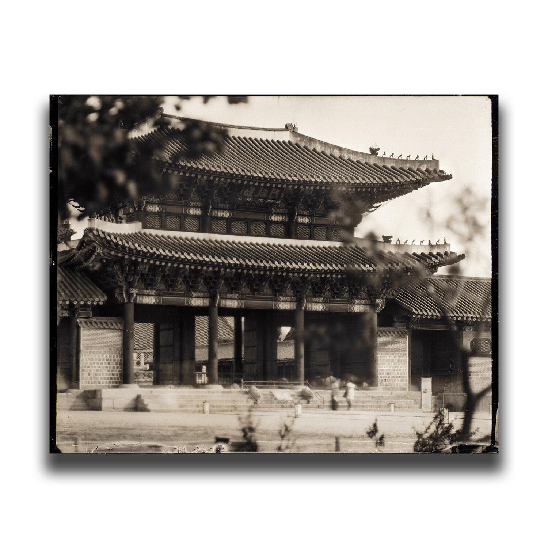 Gyeongbok Palace・Geunjeongmun (The Third Inner Gate)/景福宮・勤政門/경복궁・근정문/景福宮・勤政門