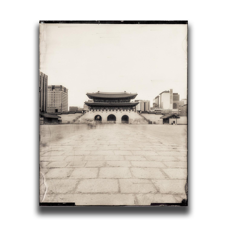 Gwanghwamun (The Main and South Gate)/光化門/광화문/光化門