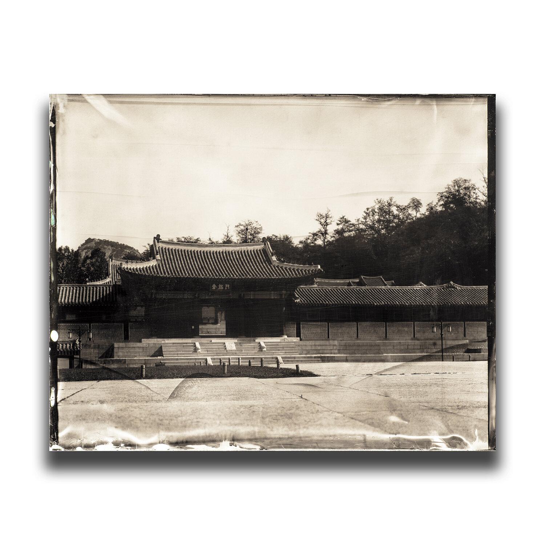 Gyeonghui Palace・Sungmun Gate/慶煕宮・崇政門/경희궁・숭정문/慶煕宮・崇政門