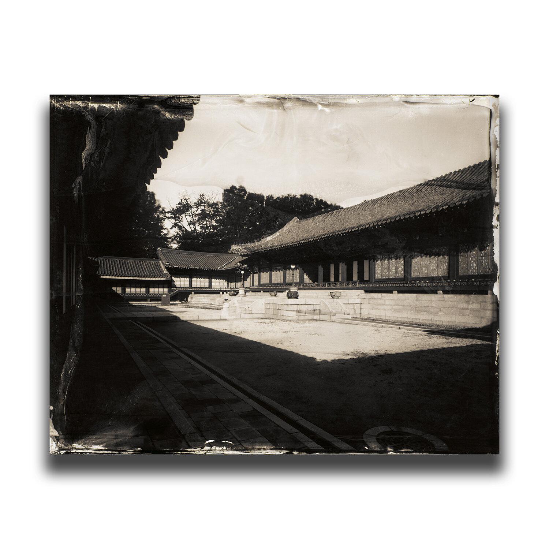 Changdeok Palace・Daejojeon/昌徳宮・大造殿(1910年の御前会議が開かれた場所)/창덕궁・대조전/昌徳宮・大造殿