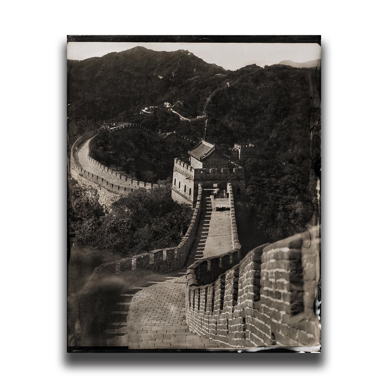 Great Wall of China・Badaling/万里の長城・慕田峪/만리장성・모전욕 장성/万里長城・慕田峪