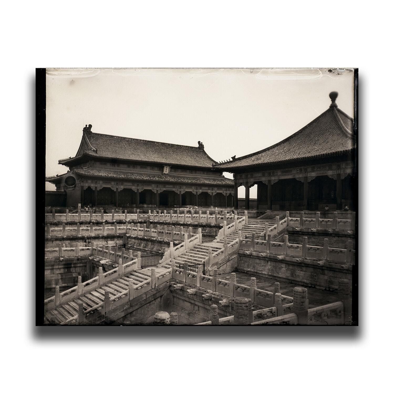 Forbidden City・Hall of Central Harmony and Hall of Preserving Harmony/紫禁城・中和殿&保和殿/자금성・중화전&보화전/北京故宮・中和殿&保和殿