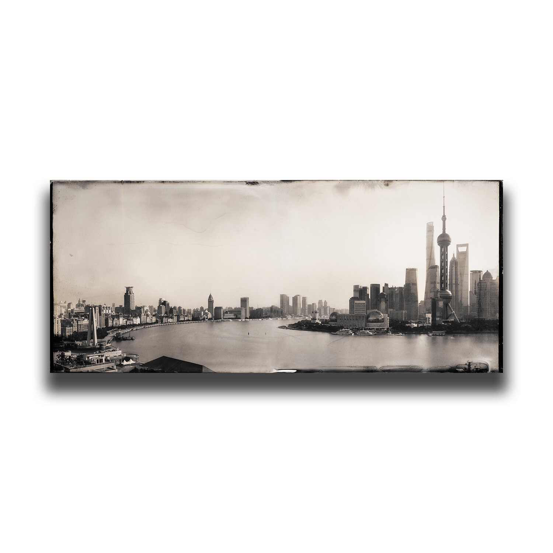 Shanhai・The Bund-Huangpu River-Pudong/上海・外灘-黄浦江-浦東新区/상하이・와이탄-황푸 강-푸둥 신구/上海・外灘-黄浦江-浦東新區