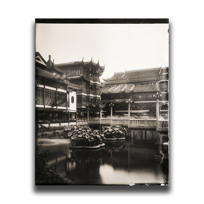 Shanhai・Yuyuan Tourist Mart/上海・豫園商城-湖心亭&九曲橋/상하이・예원상성/上海・豫園商城