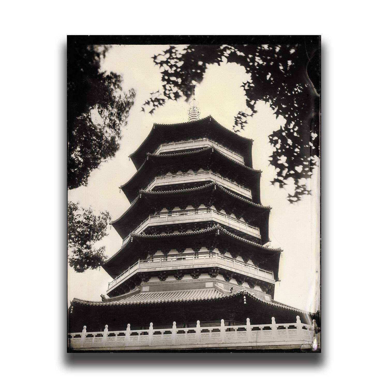 Hangzhou・Leifeng Pagoda/杭州・雷峰塔/항저우・뇌봉탑/杭州・雷峰塔
