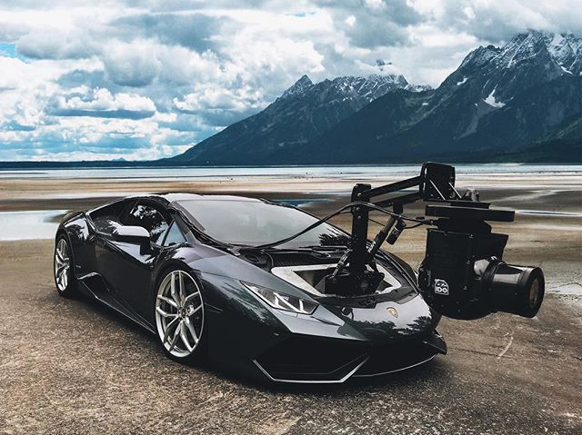 @nathangarofalos and @cfeulner certainly know how to break the internet. What would you shoot with the worlds fastest camera car? @idoaerials