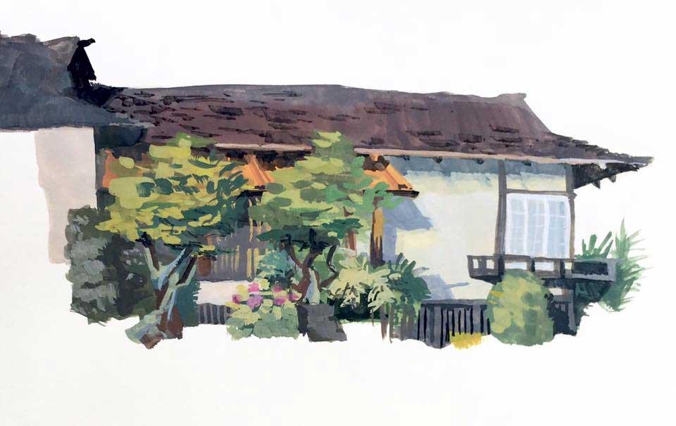 Hawaii, Priscilla Tey, Illustration Art