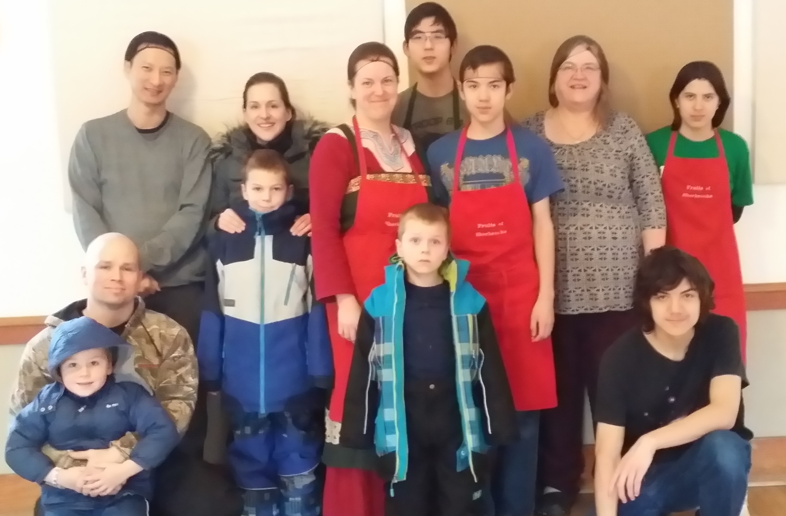 Gramma Linda's group