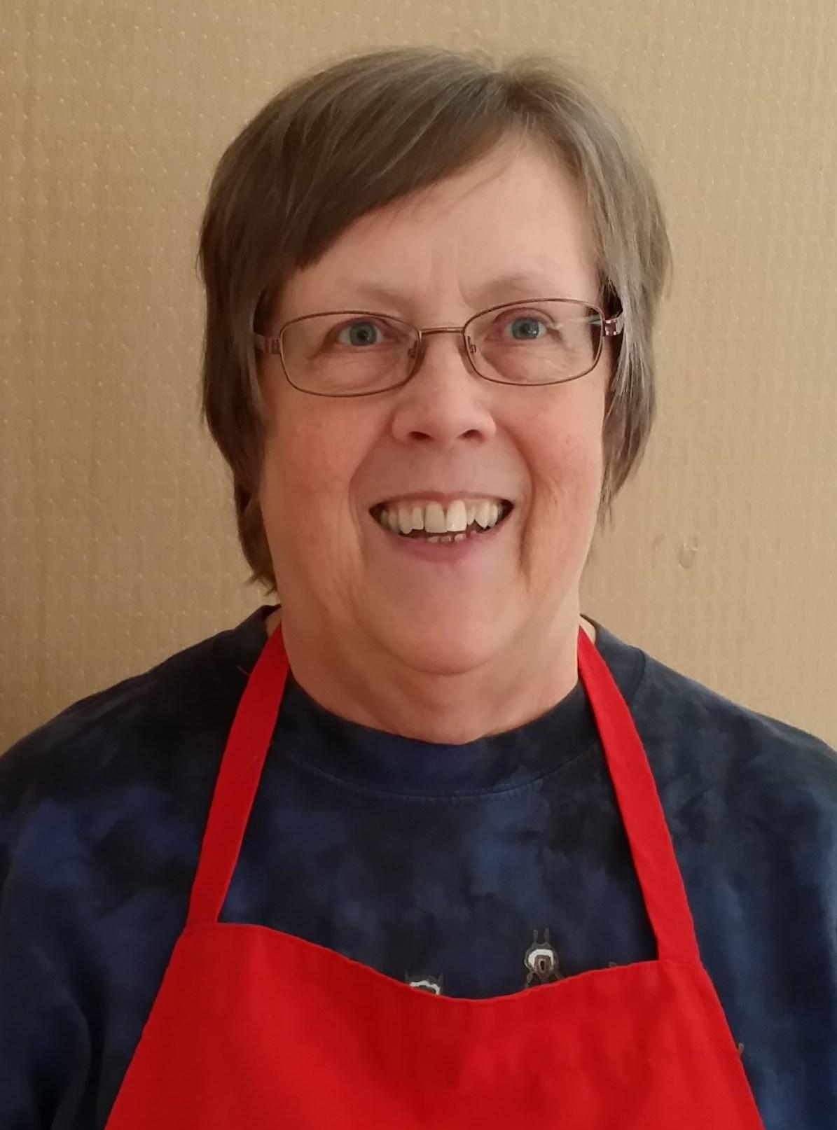 Carol - chief cook and recipe creator