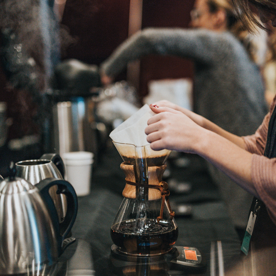 How to Clean a Chemex -