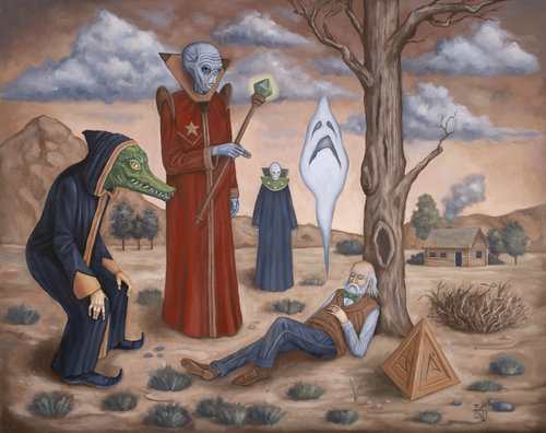 Paintings — Mark Rogers Art