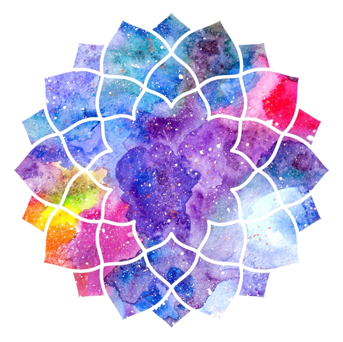 Balancing Your Crown Chakra With Crystals And Essential Oils