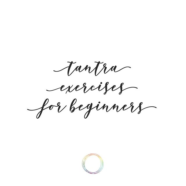🔥 Curious about Tantra? Want to bring more spirituality into your sex life? Then my latest blog is for you! . Get started with three simple exercises that you can do either on your own, or with a partner. . Tantra is a beautiful practice that is open to ALL people- all genders, all orientations, all body types, all relationship structures. It's a path to deeper and more conscious sexual energy! . Head over to my blog to check it out. Link in profile! . . #tantra #tantric #tantricsex #sexuality #sacredsex #mindfulness #pranayama #yoga #holistic #selflove #relationships #tantracoach #therapy #breathwork #yoniverse #spiritual #selfcare #adventuresinhealing #inclusive #diversity #gender #polyamory #pleasure #loveyourself