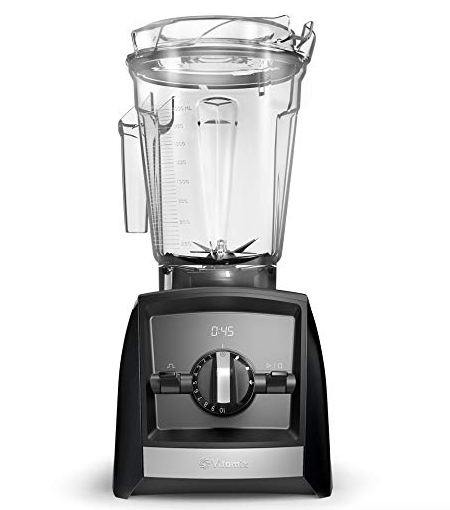 Vitamix Ascent A2500 Blender - There's a reason why the Vitamix is the gold standard. I make smoothies every day, along with raw soups, dressings, and dips. Totally worth the investment.