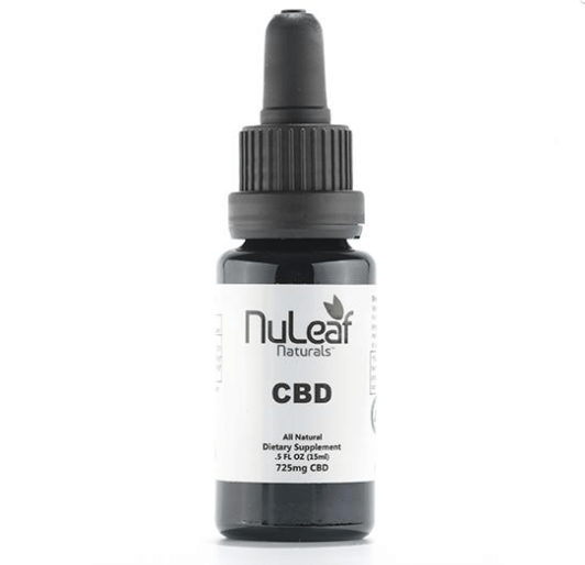 NuLeaf Naturals CBD Oil - I choose NuLeaf because of their purity and potency. Feel free to use my coupon code ABRIGHTERWILD for 20% off your order!