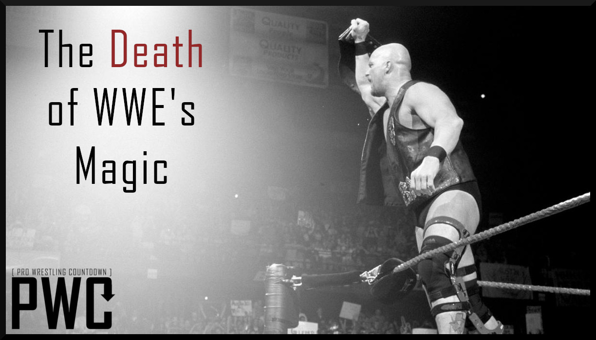 The Death of WWE's Magic -