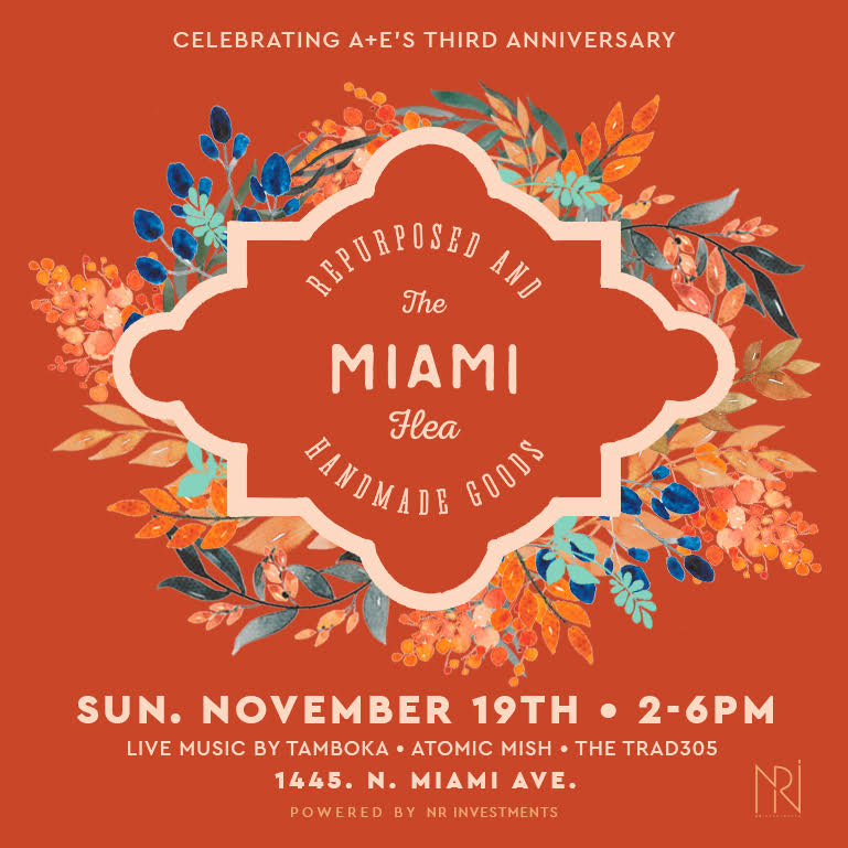 November 2017 Miami Flea