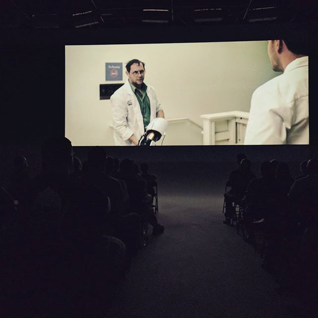 Thank you to all that came to the first #public #screening of #PortalOrigins [part 2]! We had a great turnout. Watch the final film now: http://www.youtube.com/watch?v=F7M7pN6nzsg  #excited #reveal #filmmaking #camera #short #portal2 #companioncube #science #portal #crowdfunding #portalgun #dishonored #valve #bethesda #fallout #gaming #videogames #chell #cosplay #cavejohnson #movie #ursamini #crew #science