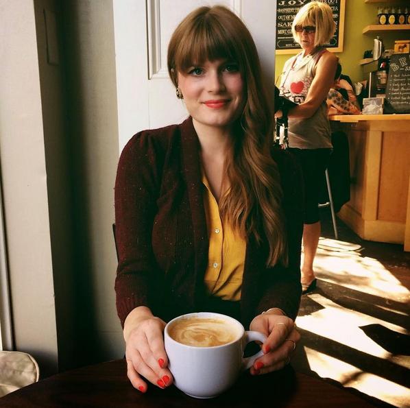 Chelsea diane  takes over  glass gardens instagram