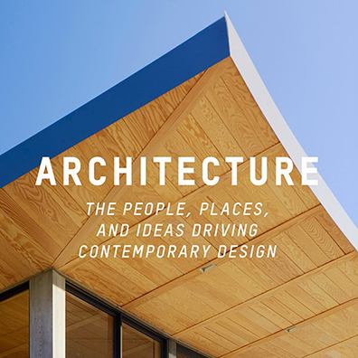 """""""Architecture - The People, Places and Ideas Driving Contemporary Design"""" Alarm Press, 2012. Featured Project - 'The Sliver; p271-273."""