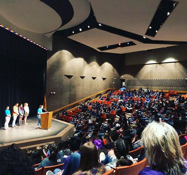 Excited to be working with the students of Southern New Mexico at Eastern New Mexico University – Roswell Campus for NMASC Fall Conference!