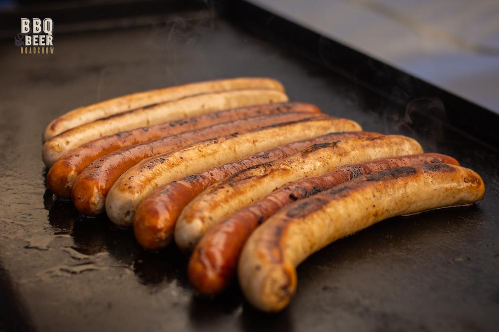 Ze German Sausage