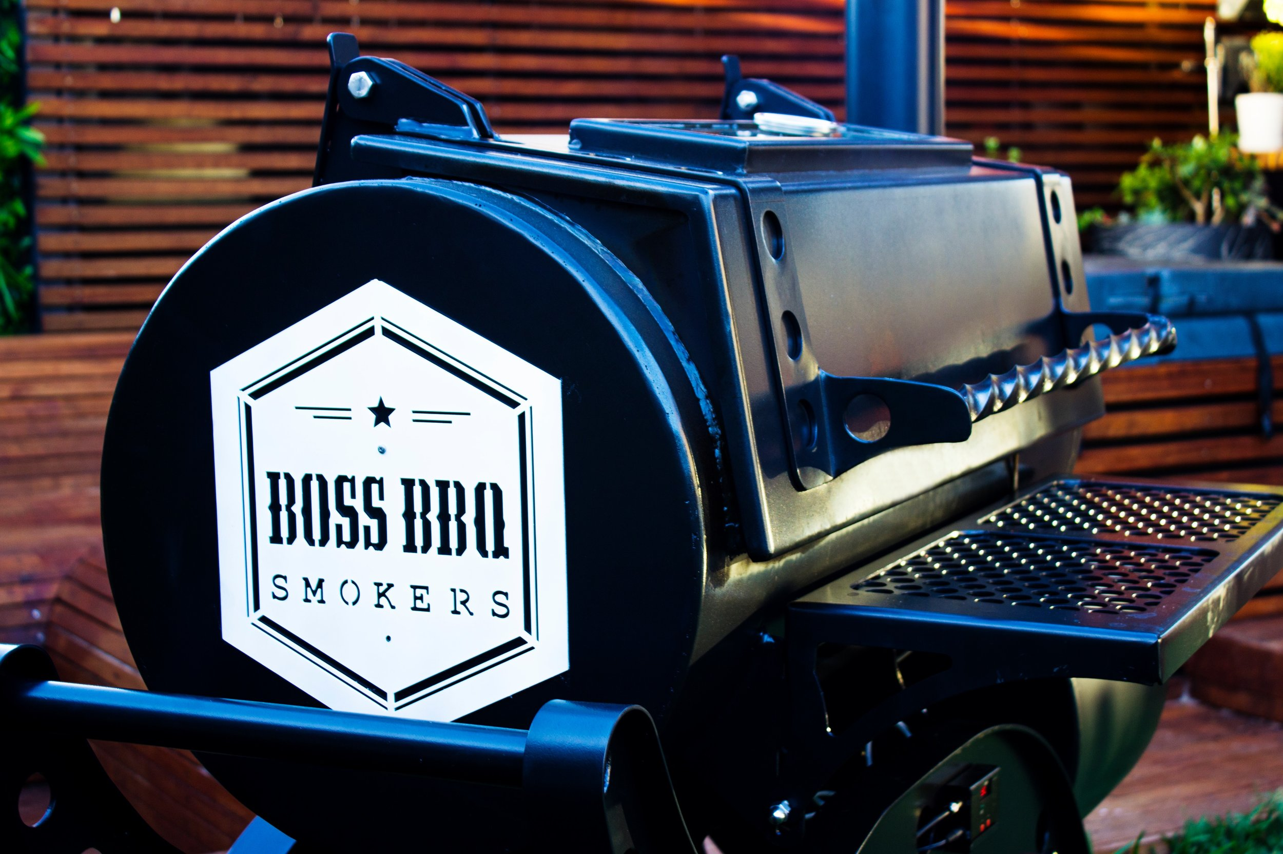 Boss BBQ Smokers