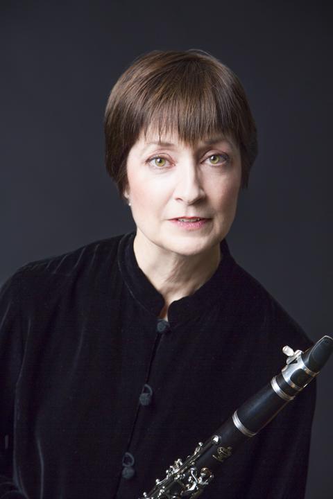 Catherine Hudgins clarinet 2