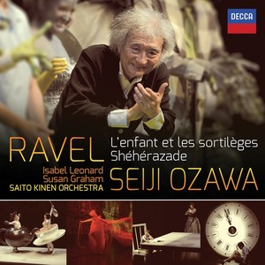 The performance of Ravel's charming opera L'enfant et les sortileges has won a Grammy for Best Opera Recording 2016! Recorded live in Matsumoto, Japan, with opening night performance for the Emperor and Empress of Japan. William and Catherine Hudgins performed on this recording.  To purchase,  CLICK HERE