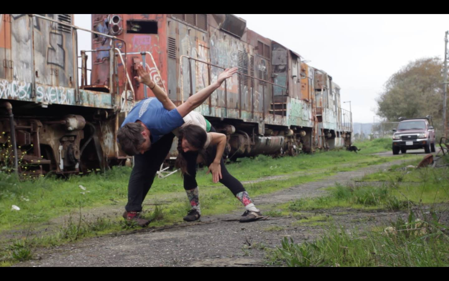An all levels contact improvisation workshop with Kevin Dockery At the Finnish Hall in Berkeley, CA on August 25 and 26th from noon until 6pm both days