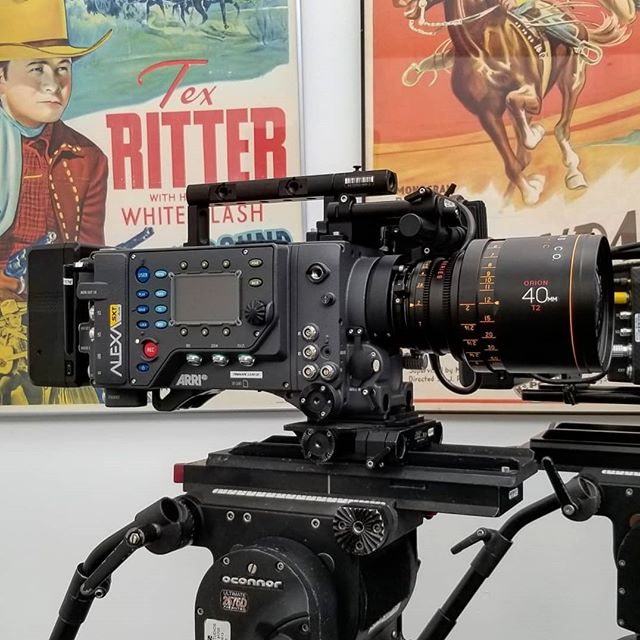 @atlaslensco Orion Anamorphic Lenses now available for rent at Sight & Sound Studios!  40mm T2 65mm T2 100mm T2