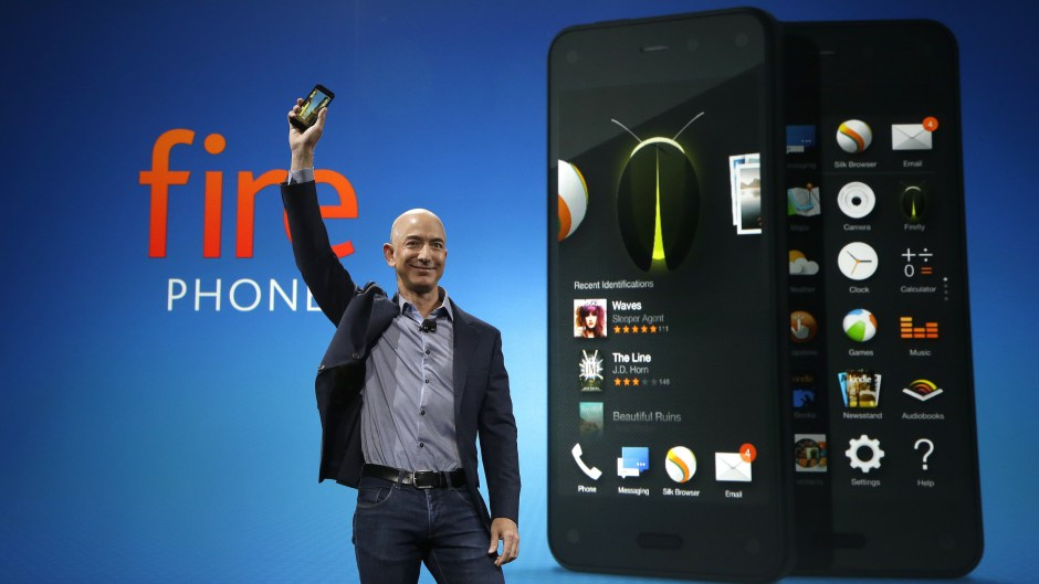 Amazon Fire Phone Launch