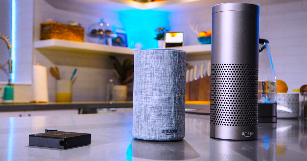 Amazon All-New Echo Launch