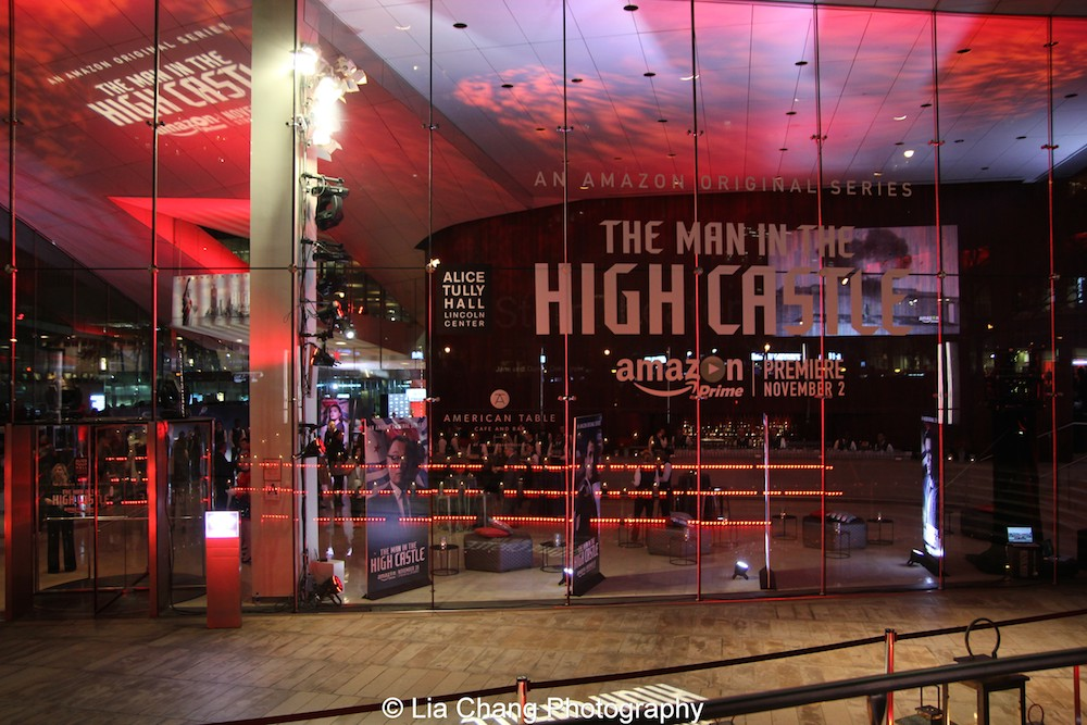 Man in the High Castle Premiere