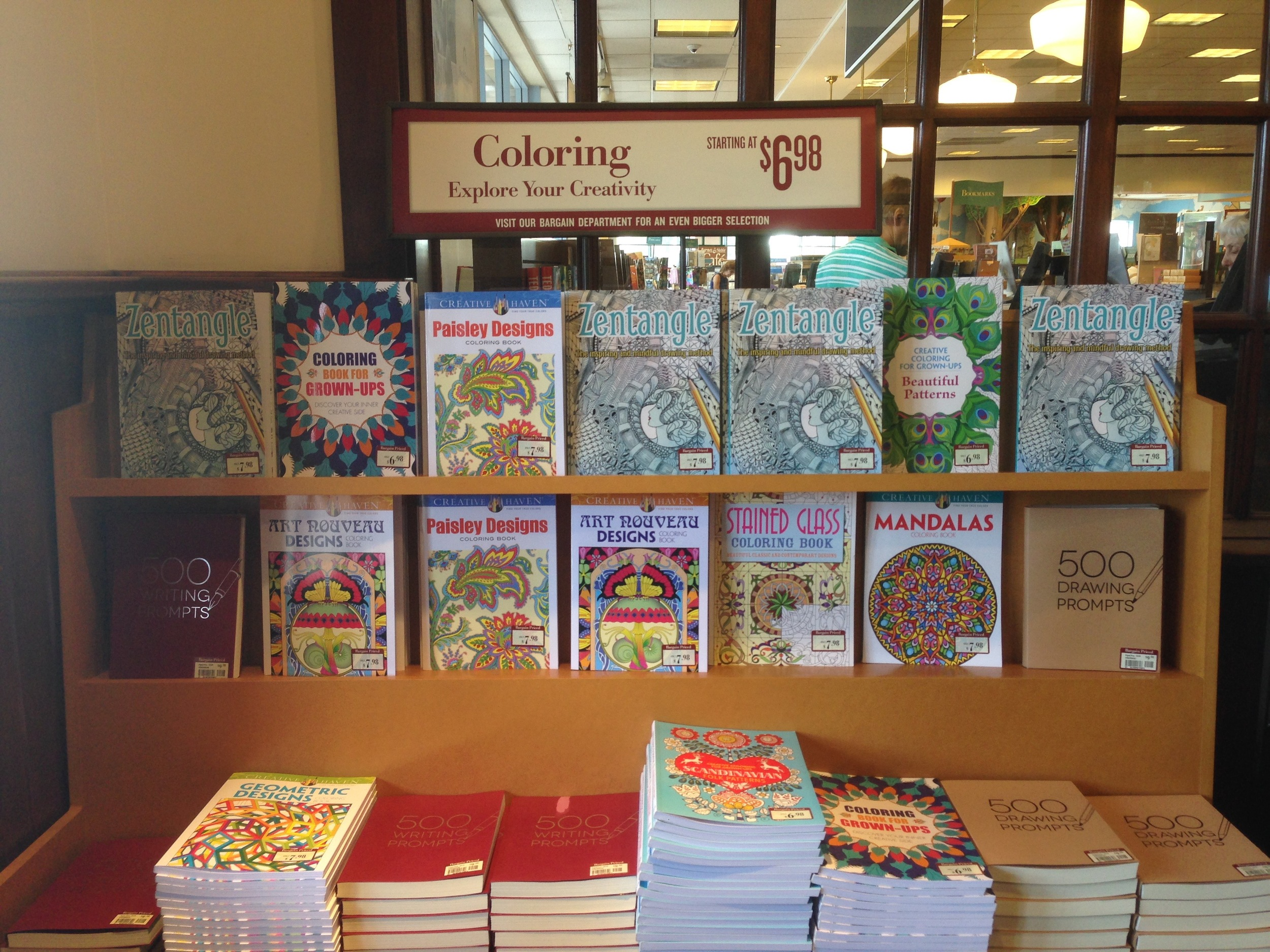 coloring books bn