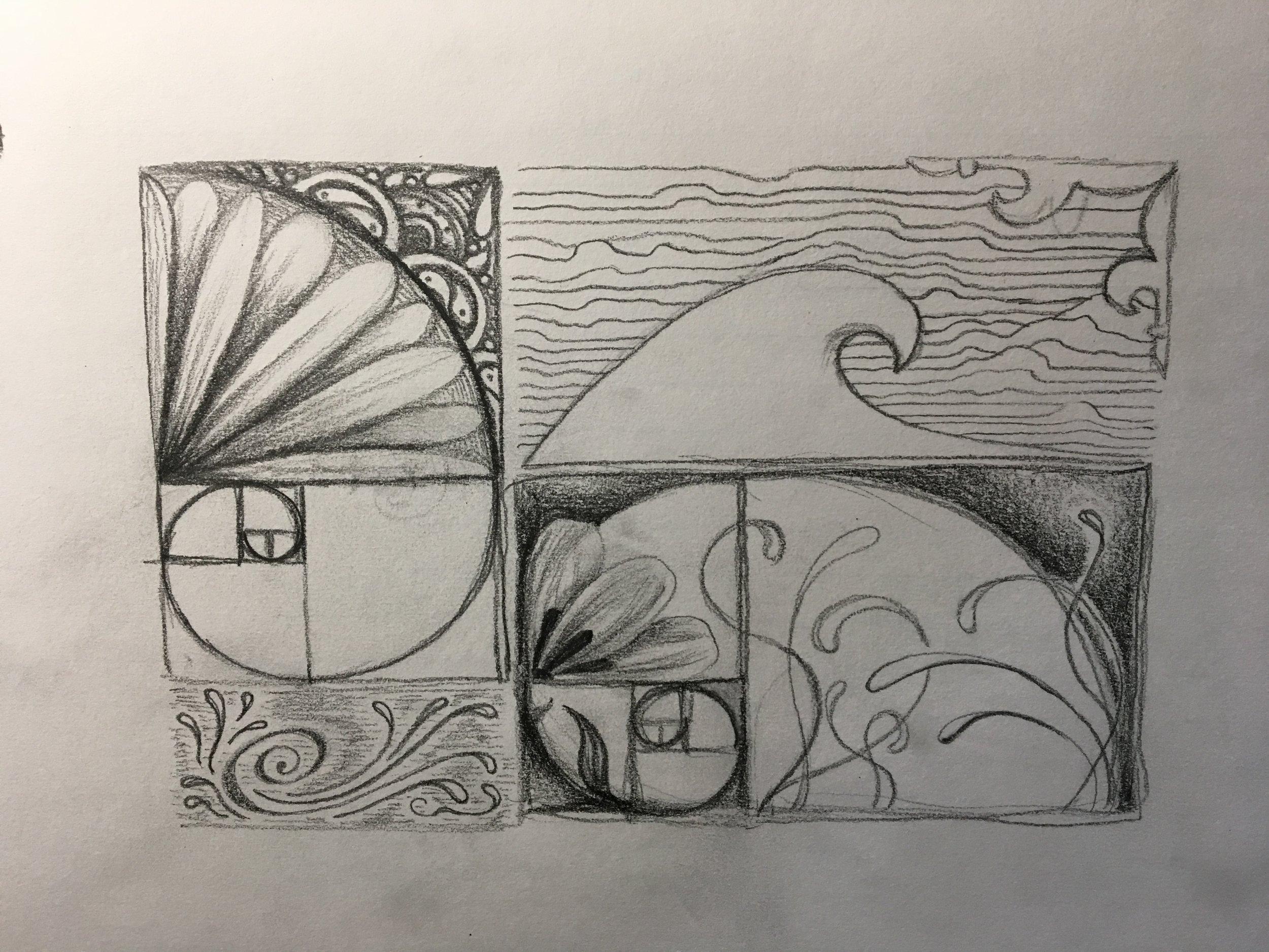 Fibonacci Sketch