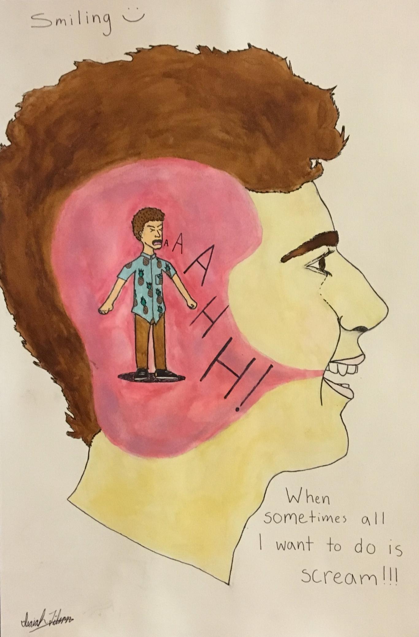 self expression | 12th grade