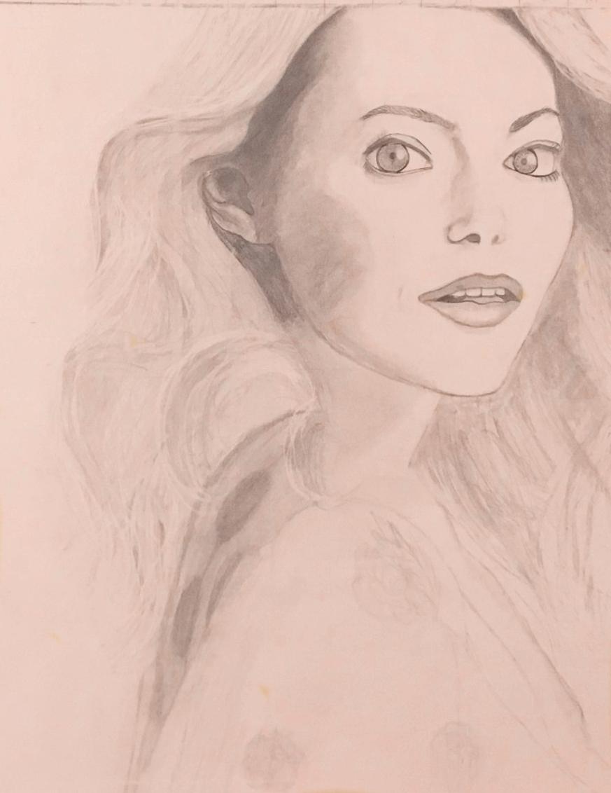 portrait | 10th grade