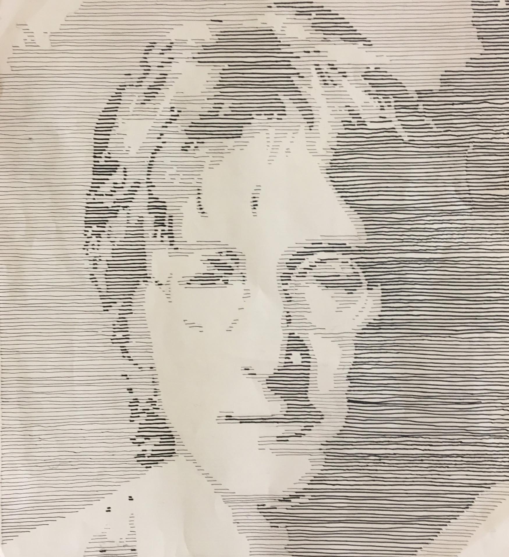 Line portrait | 11th grade