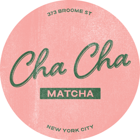 Jessica took us to  Cha Cha Matcha  on our first trip to New York. It's a matcha tea bar in Little Italy with a hip vibe and delicious tea.