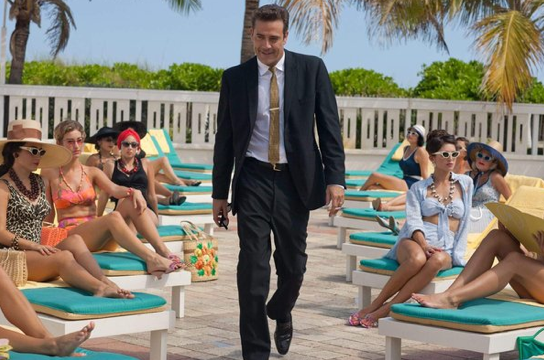 Don Draper's trip to Palm Springs - the Jet Set episode in season 2 of mad Men.