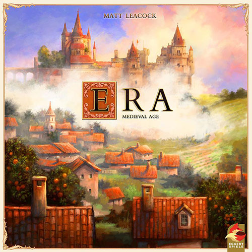 ERA: Medieval Age  (2019). Cover art by Chris Quilliams.