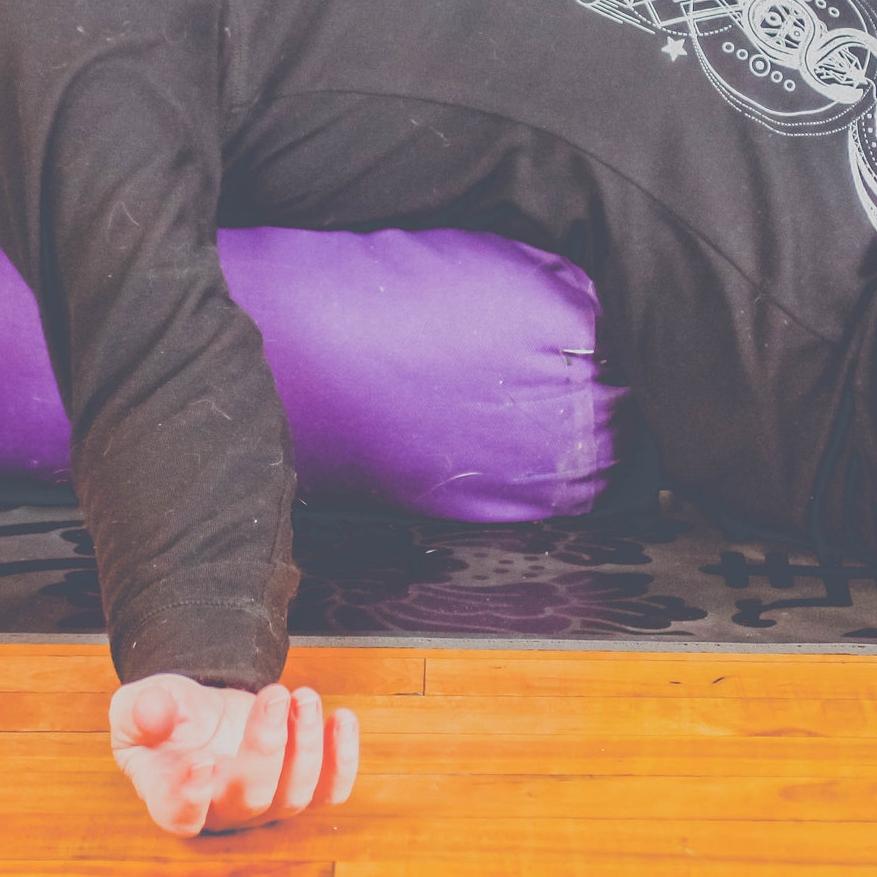 - Restorative yoga