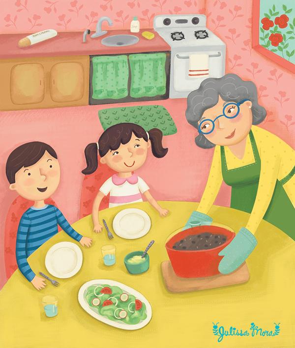Abuela Lunch Time_Julissa.jpg