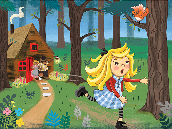Goldilocks runs home_julissa mora.jpg