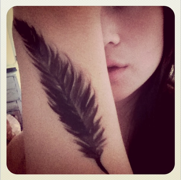 My Very First, The Feather