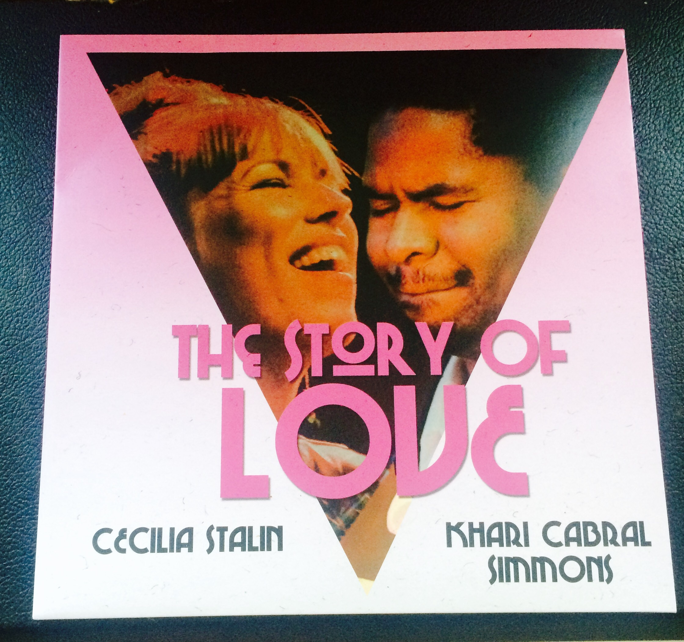 12' vinyl of The Story Of Love